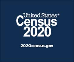 US Census 2020 flyer