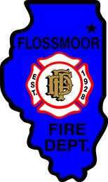 Flossmoor Fire Patch